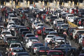 Закрытие границы в Тихуане стоило компаниям миллионов долларов