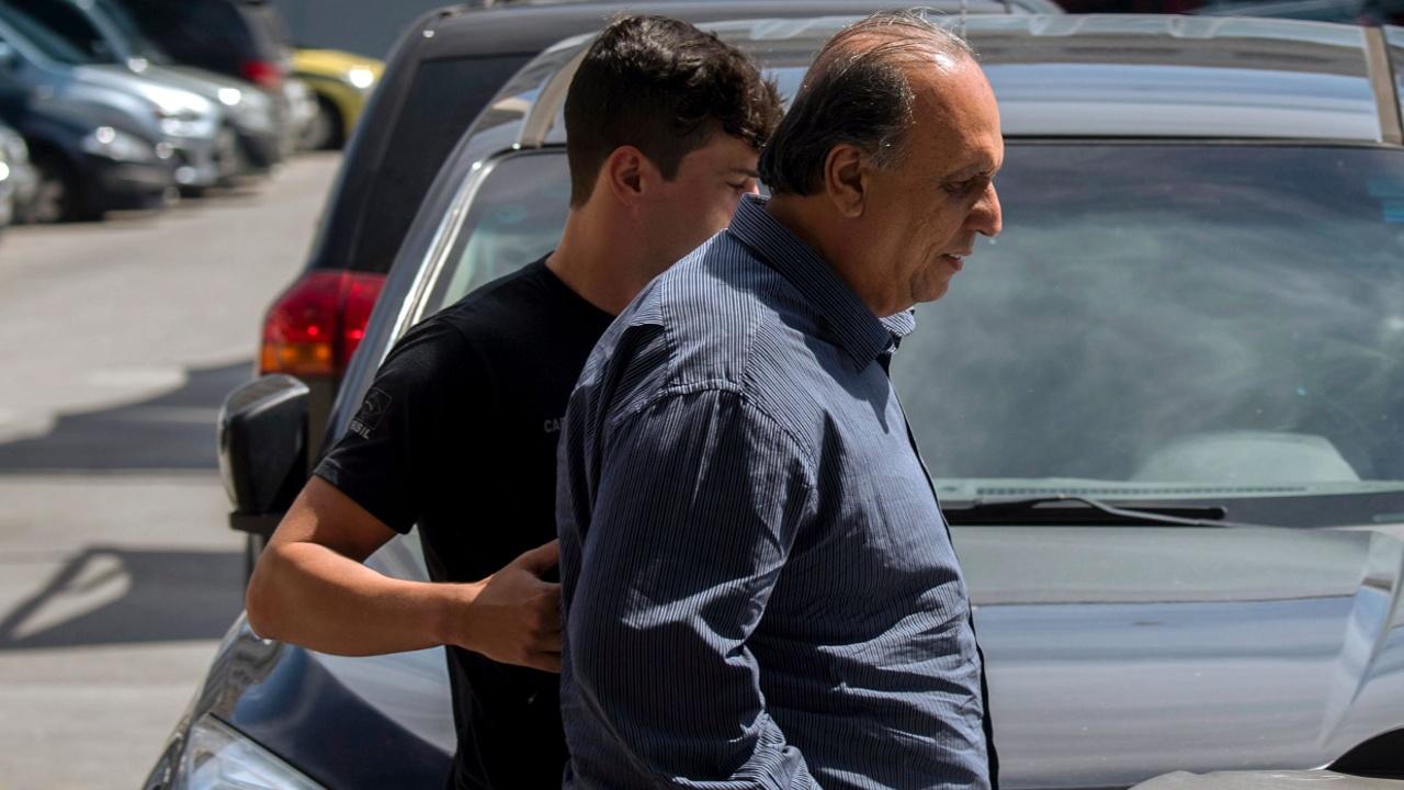 Губернатора штата Рио-де-Жанейро арестовали по подозрению в коррупции