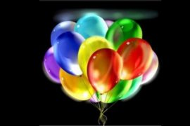 Оформляем помещения к празднику шарами