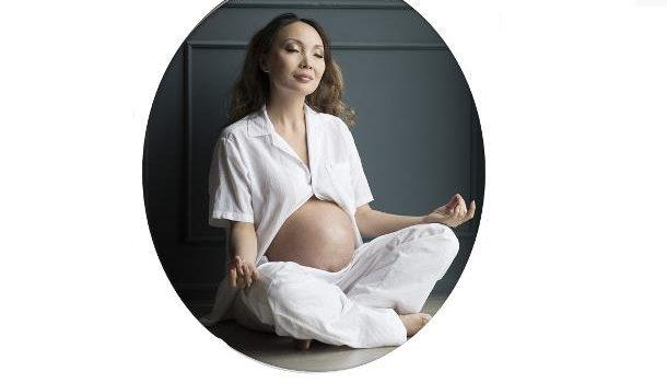Занятия йогой для беременных