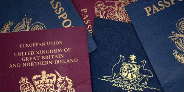 Иммиграционный паспорт