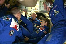 Экипаж МКС-58 перешёл на борт орбитальной станции