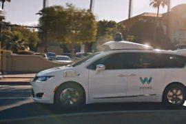 В Аризоне запустили первые платные беспилотные такси