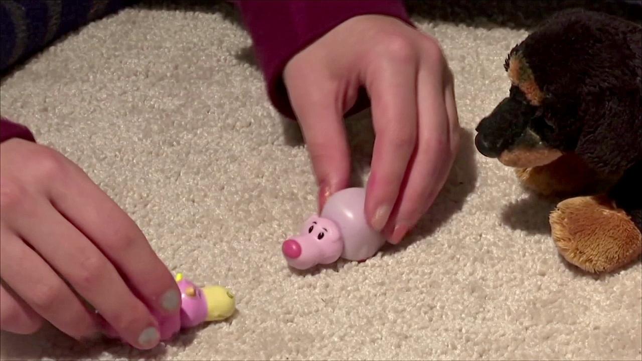 Американские педиатры советуют покупать детям простые игрушки