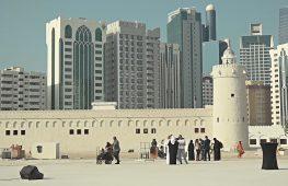 Первая крепость-дворец Абу-Даби открывает двери после реставрации