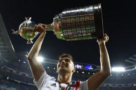 «Ривер Плейт» в четвёртый раз выиграл Кубок Либертадорес