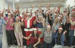Бразильцы учатся говорить «хо-хо-хо» в школе будущих Санта-Клаусов