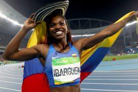 Колумбийка Катерине Ибаргуэн стала легкоатлеткой года по версии ИААФ