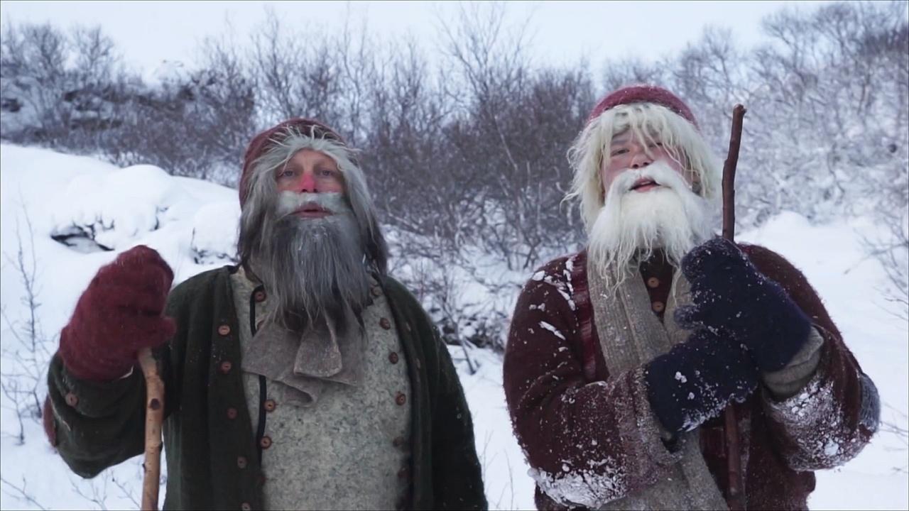 В Исландии на Рождество вместо Санты приходят Йольские Парни