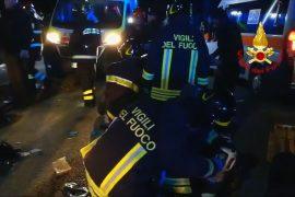 Смертоносная давка в ночном клубе в Италии: зал был переполнен