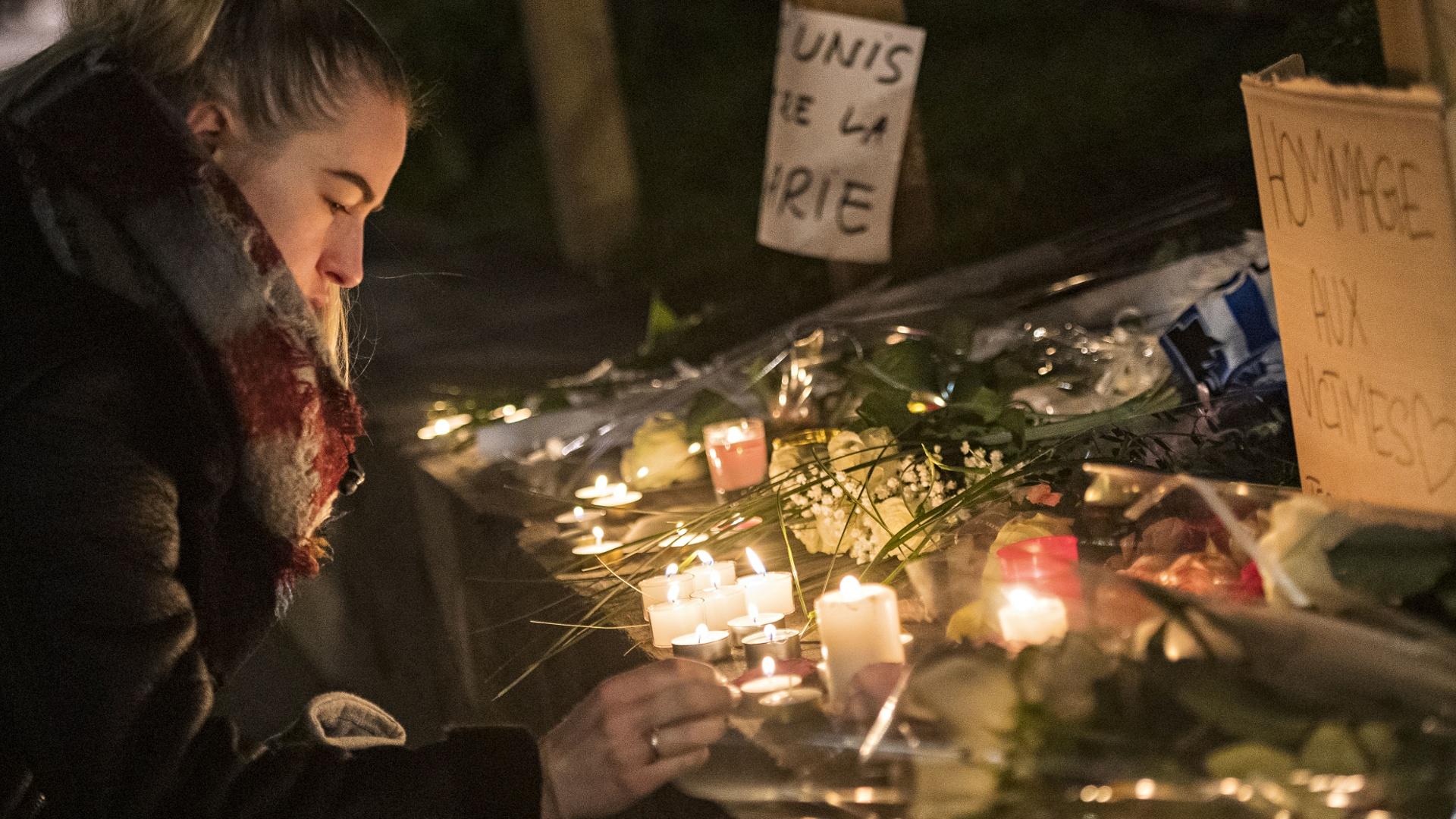 Жители Страсбурга: «Они разрушили наше Рождество»