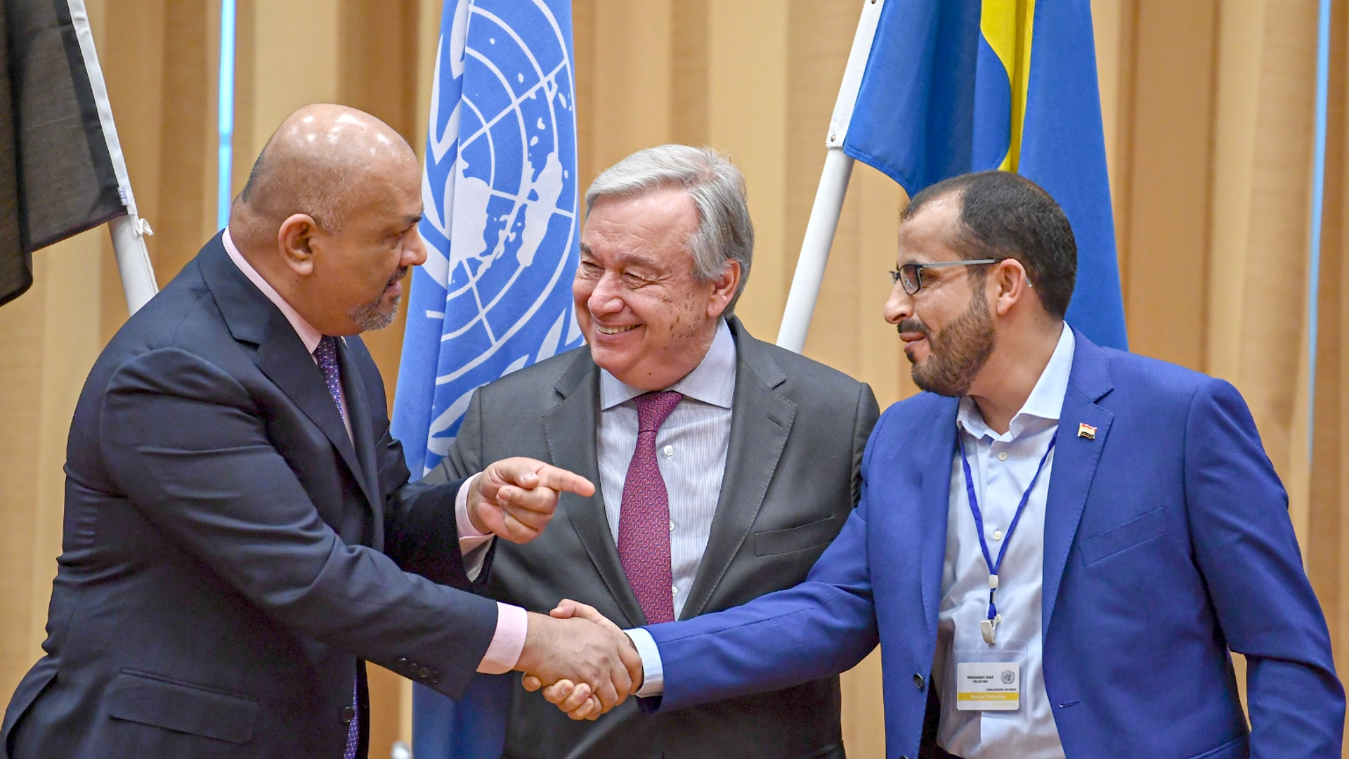 Мирные переговоры по Йемену: прекращение огня будет только в Ходейде