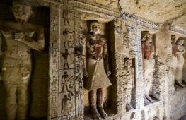 Как выглядит нетронутая египетская гробница возрастом 4400 лет