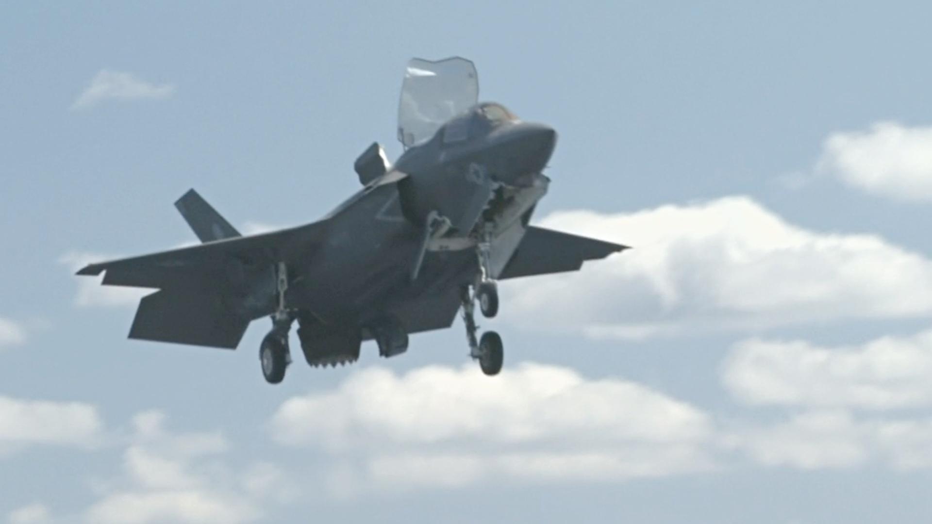 Япония планирует закупать больше американских истребителей
