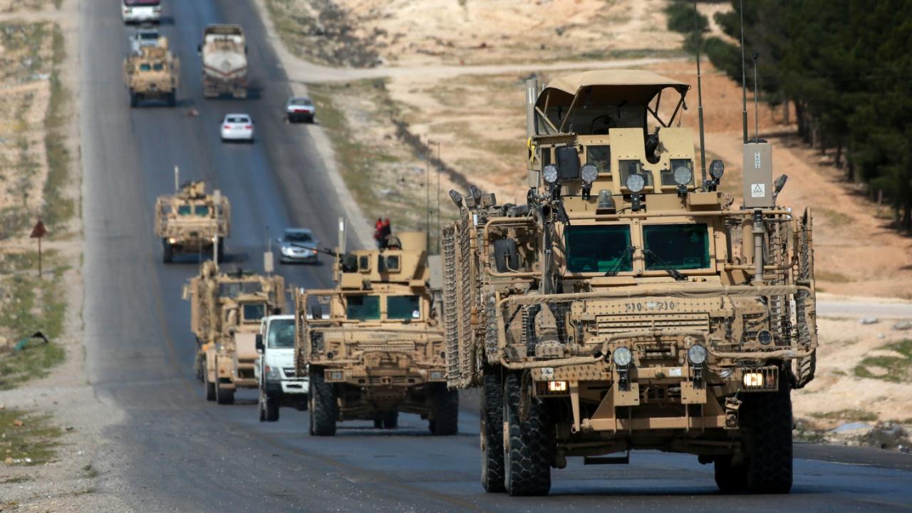 США выведут войска из Сирии