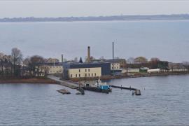 Дания будет держать иностранных преступников на острове