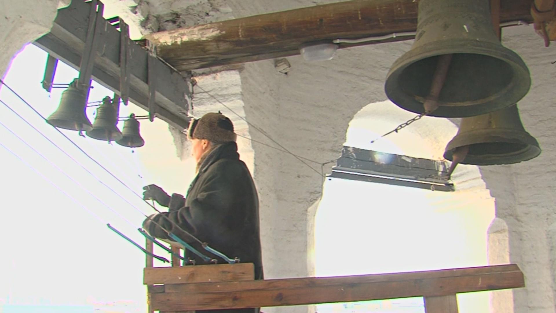 В Сибири воссоздают разбитые старинные колокола