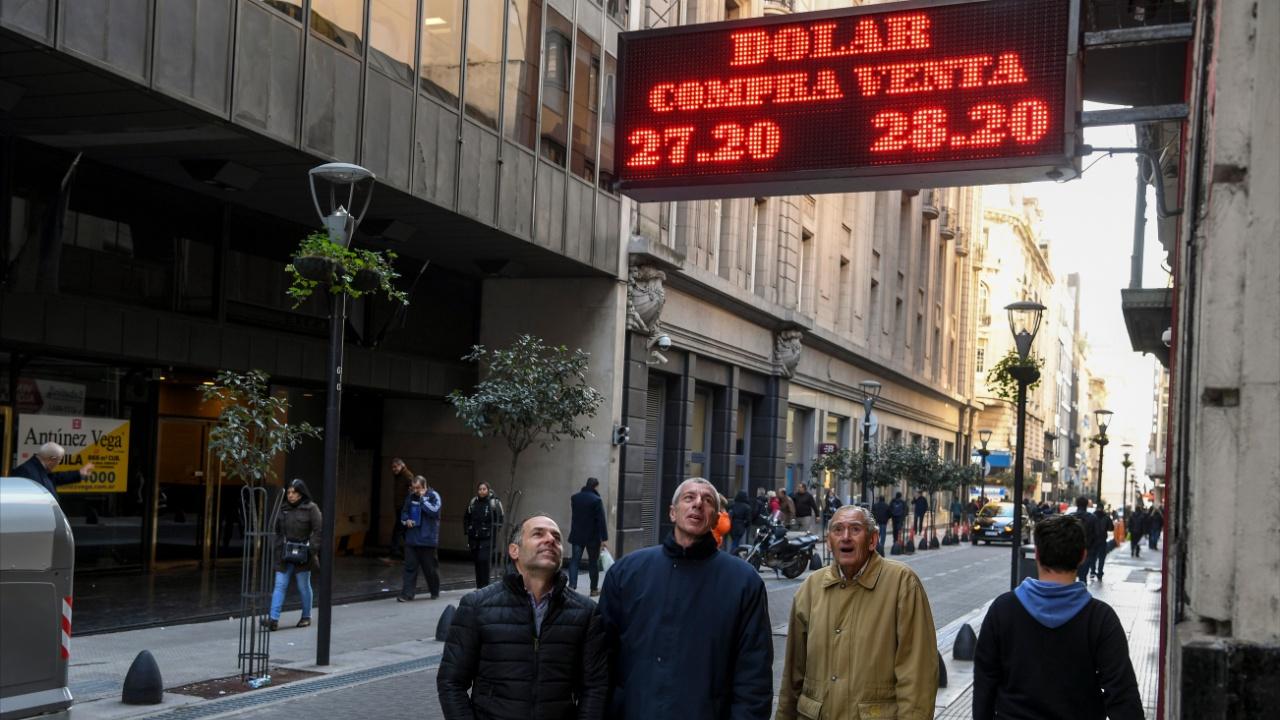 2018-й стал для Аргентины годом экономических потрясений