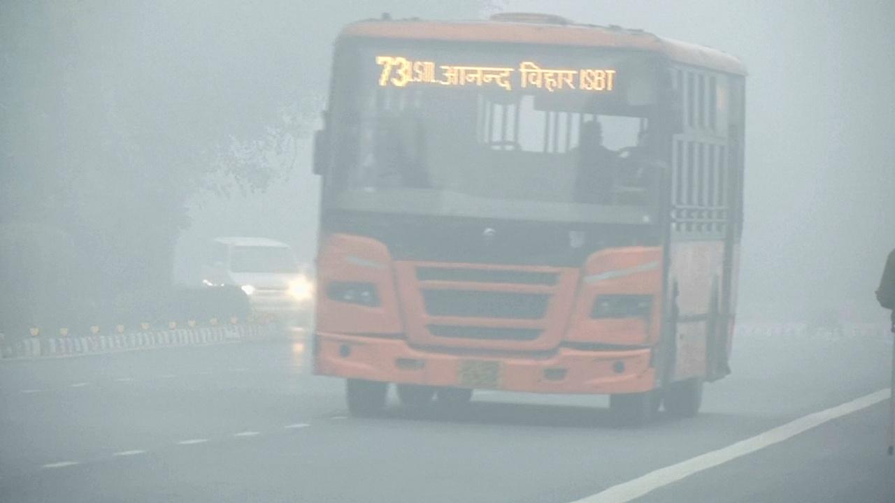 Качество воздуха в Дели – наихудшее за год