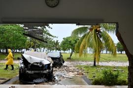 Цунами в Индонезии оставило без крова более 16 тысяч человек