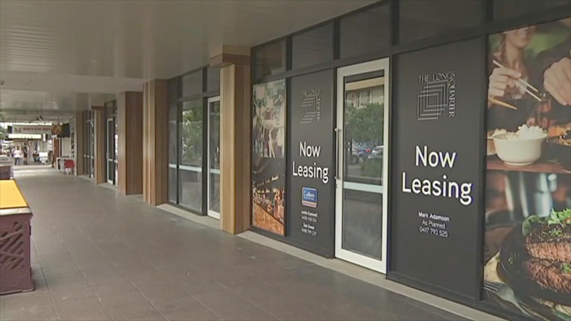 Из центров австралийских городов исчезают магазины