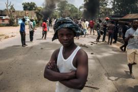 Протестующие в ДР Конго разгромили центр для больных Эболой