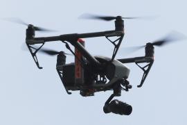 В новогоднюю ночь полиция Нью-Йорка впервые использует дроны