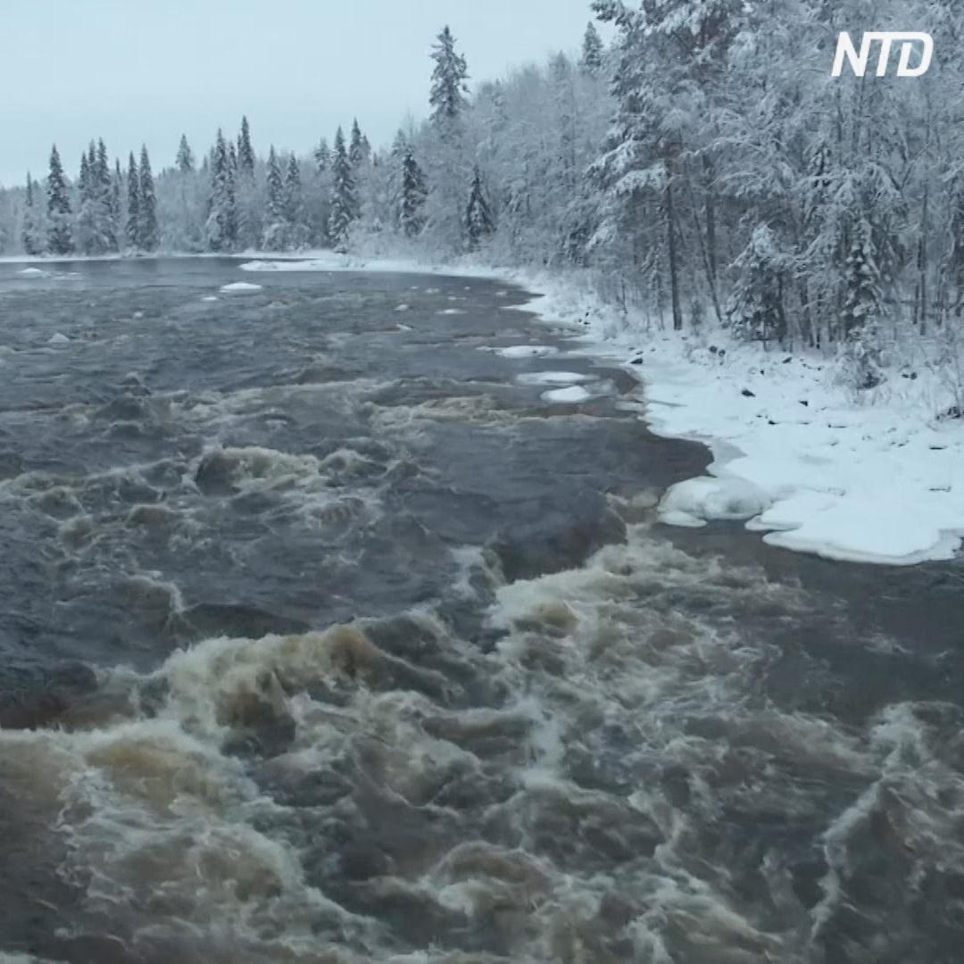 Лапландия делает ставку на лето: зимой стало меньше снега