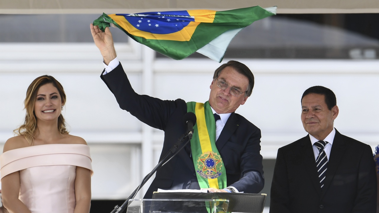 Новый президент Бразилии: «Наша страна освобождена от социализма»