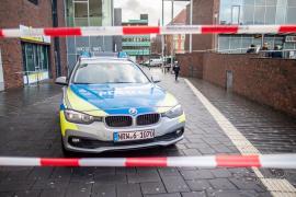 Наезд на пешеходов в Германии: четверо пострадавших