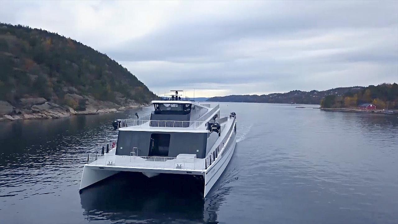Норвегия делает ставку на «зелёное» судоходство