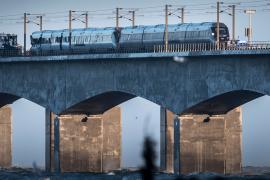 Железнодорожная авария в Дании – худшая за 30 лет