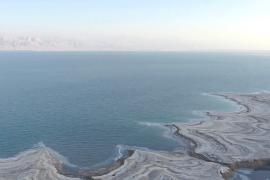 Мёртвое море может исчезнуть уже через несколько десятилетий