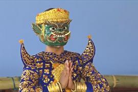 В Камбодже спасают традиционный танец лакхон-кхол