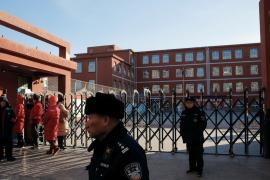 В Китае на школьников напали с молотком, 20 пострадавших