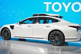 Выставка CES-2019: беспилотные технологии Toyota и «ходячее» авто Hyundai
