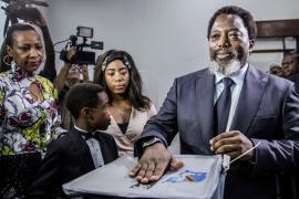Выборы в ДР Конго завершились неопределённостью