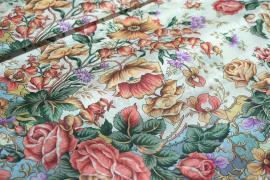 Павловопосадский платок: традиция возрастом более 200 лет