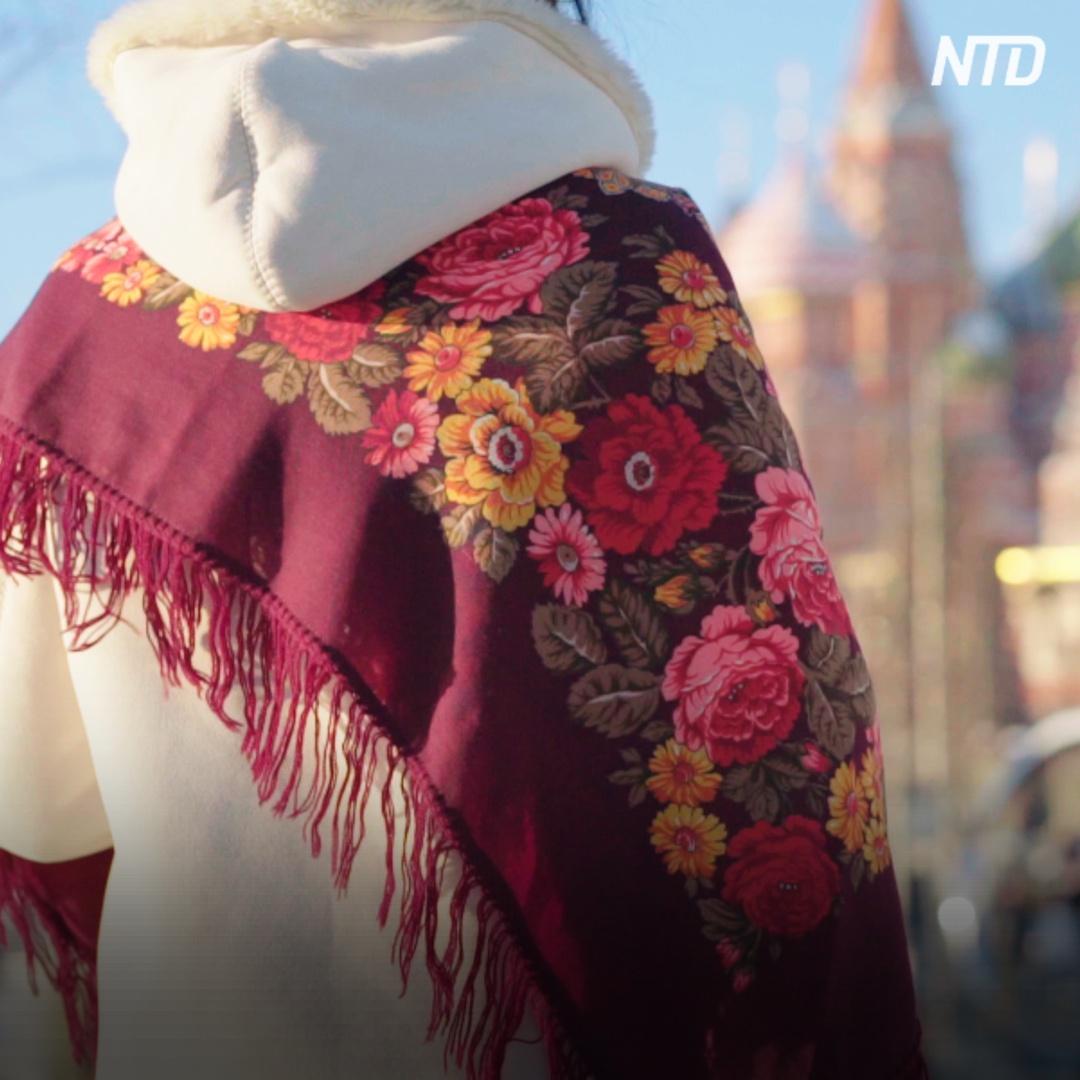Как изготавливают павловопосадские платки: экскурсия на мануфактуру