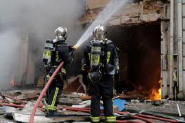 На месте взрыва в Париже обнаружили тело четвёртой жертвы