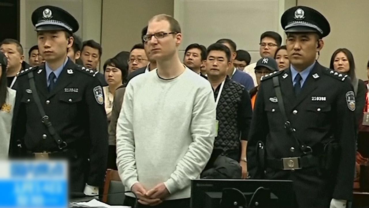 Канадца в Китае приговорили к смертной казни на фоне напряжённости из-за Huawei