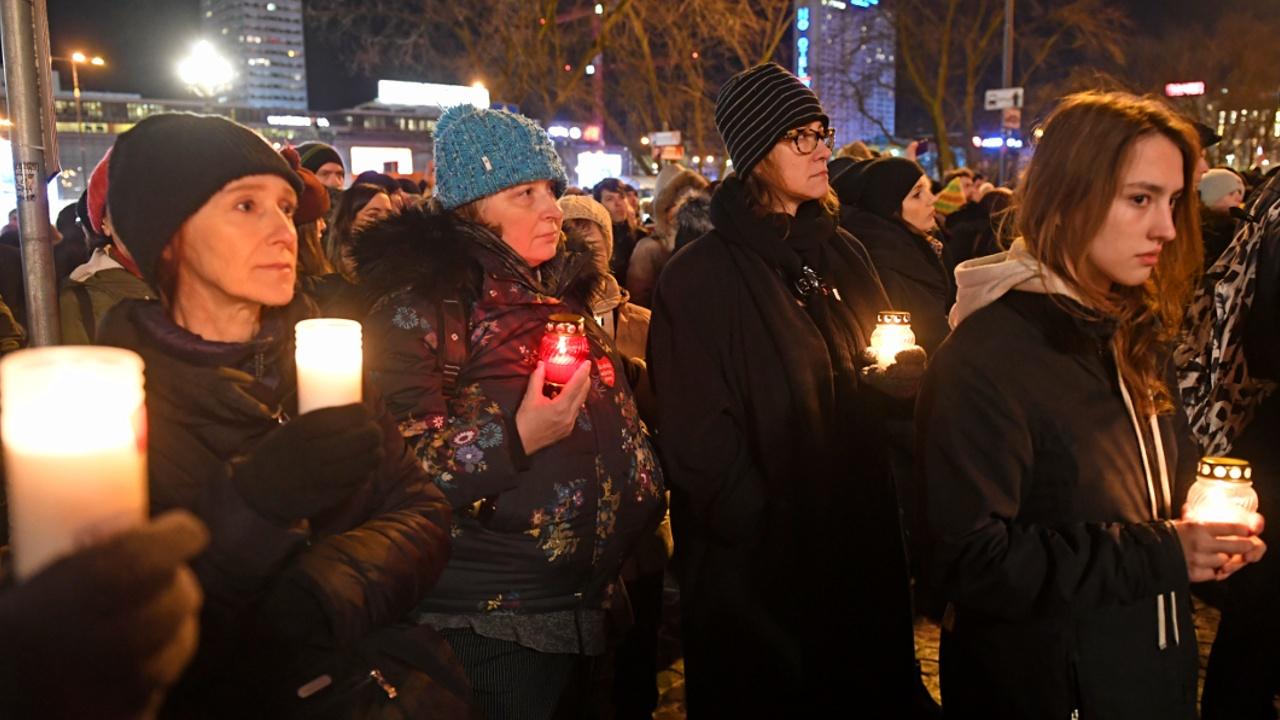 В Польше чтят память убитого мэра Гданьска