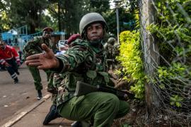 Исламисты атаковали престижный отель в Найроби, есть жертвы