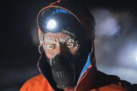 Атлет из Молдовы пробежал 50 км в минус 60