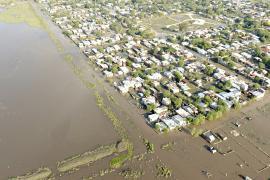 Удар по экономике: на севере Аргентины затопило 300 000 гектаров сельхозугодий