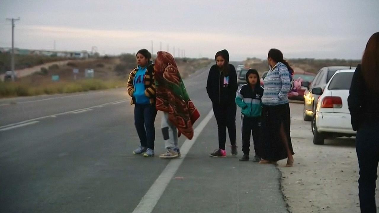 В Чили произошло землетрясение силой 6,7 балла
