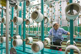 Китайцы ощущают последствия замедления роста экономики
