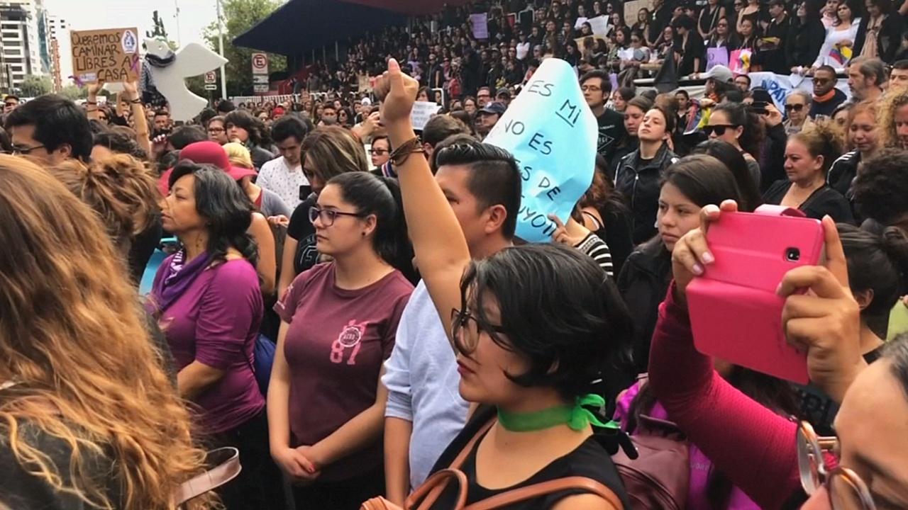 После убийства эквадорки для венесуэльских мигрантов ужесточат правила