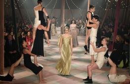Dior превратил моду в цирк