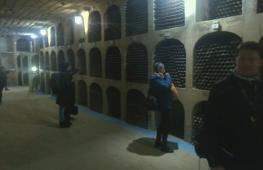 В Молдове прошёл забег по крупнейшим в мире подземным винным галереям